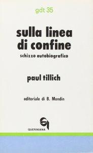 Copertina di 'Sulla linea di confine. schizzo autobiografico (gdt 035)'