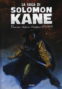 Copertina di 'La saga di Solomon Kane'