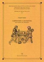 Carpentieri e legnaiuoli nell'Europa del Medioevo - Paolini Claudio
