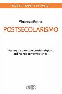Copertina di 'Postsecolarismo'