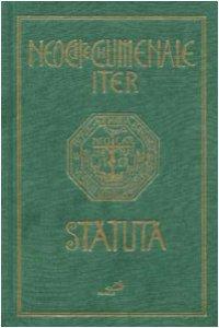 Copertina di 'Neocatechumenale iter statuta'