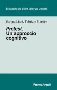 Copertina di 'Pretest. Un approccio cognitivo'