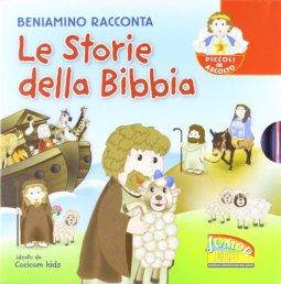 Copertina di 'Beniamino racconta le storie della Bibbia'