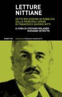 Letture nittiane. Sette riflessioni in pubblico sulle principali opere di Francesco Saverio Nitti