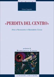 """Copertina di '""""Perdita del centro""""'"""