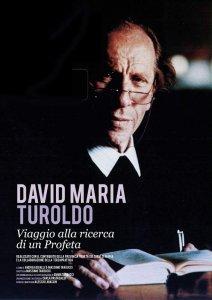 Copertina di 'David Maria Turoldo. Viaggio alla ricerca di un profeta'