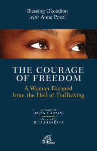 Copertina di 'The courage of Freedom'