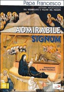 Copertina di 'Admirabile Signum'