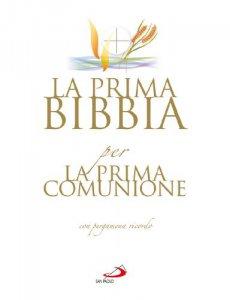 Copertina di 'La prima Bibbia'