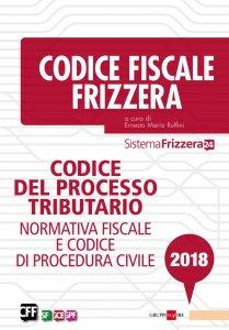 Copertina di 'Codice del processo tributario 2018'