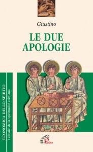 Copertina di 'Le due apologie'