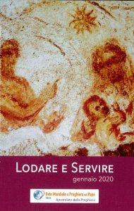 Copertina di 'Lodare e servire. Gennaio 2020'