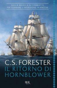 Copertina di 'Il ritorno di Hornblower'