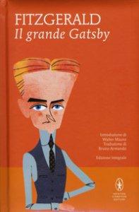 Copertina di 'Il grande Gatsby. Ediz. integrale'