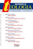 L'ermeneutica biblica alla luce della Verbum Domini - ENRICO CATTANEO S.I.