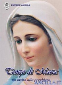 Copertina di 'Tempo di Maria'