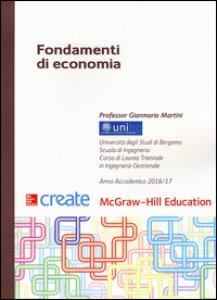 Copertina di 'Fondamenti di economia'