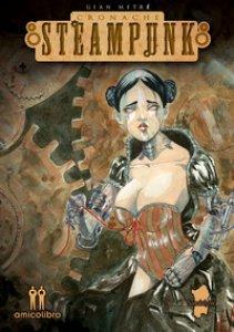 Copertina di 'Cronache steampunk'