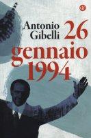 26 gennaio 1994 - Gibelli Antonio