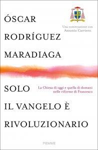 Copertina di 'Solo il Vangelo è rivoluzionario'