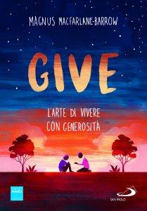 Copertina di 'Give'