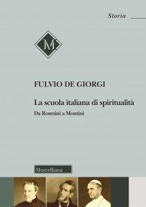 Copertina di 'La scuola italiana di spiritualità'