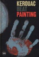 Kerouac beat painting - Bandera S.