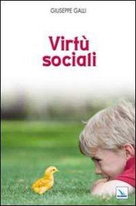 Copertina di 'Virtù sociali'