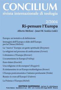 Copertina di 'Ri-pensare l'Europa'