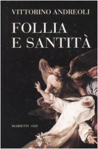 Copertina di 'Follia e santità'