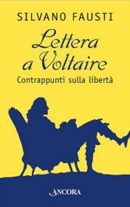 Copertina di 'Lettera a Voltaire'