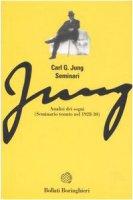 Analisi dei sogni. Seminario tenuto nel 1928-30 - Jung Carl G.