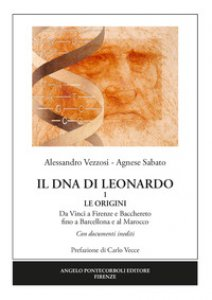 Copertina di 'Il dna di Leonardo'