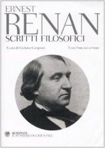 Copertina di 'Scritti filosofici. Testo francese a fronte'