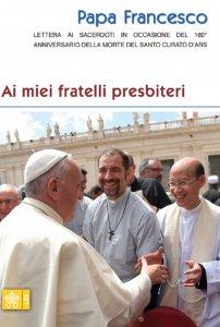 Copertina di 'Ai miei fratelli presbiteri'