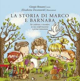 Copertina di 'La storia di Marco e Barnaba'