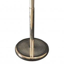 Copertina di 'Base per croce astile nikelata - dimensioni 25x30 cm'