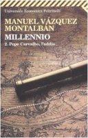 Millennio - Vázquez Montalbán Manuel