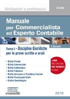 Manuale per Commercialista ed Esperto Contabile - Discipline Giuridiche - Redazioni Edizioni Simone