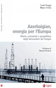 Copertina di 'Azerbaigian, energia per l'Europa'