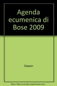 Copertina di 'Agenda ecumenica 2009'