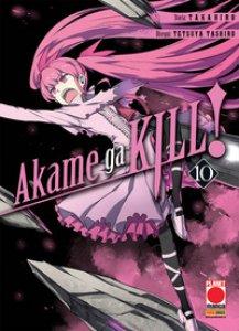 Copertina di 'Akame ga kill!'