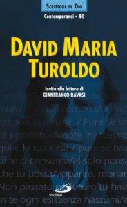 Copertina di 'David Maria Turoldo. Invito alla lettura'