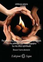Per una vera pace della convivenza dei popoli - Geremia Soscia