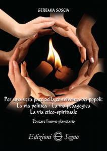 Copertina di 'Per una vera pace della convivenza dei popoli'