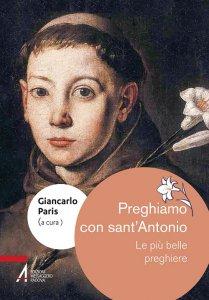Copertina di 'Preghiamo con sant'Antonio'