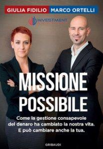 Copertina di 'Missione possibile'
