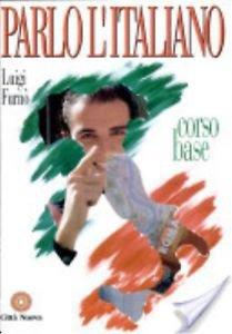 Copertina di 'Parlo l'italiano. Corso base'