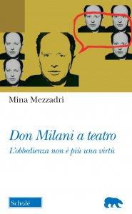 Copertina di 'Don Milani a teatro'