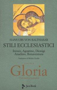 Copertina di 'Stili ecclesiastici'